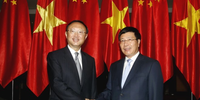 Vietnam, China Agree to Restore Bilateral Relations