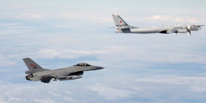 NATO Tracks Large-Scale Russia Air Activity in Europe