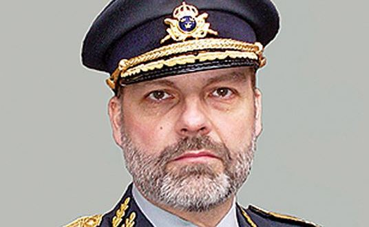 Army Chief Remakes Swedish Force