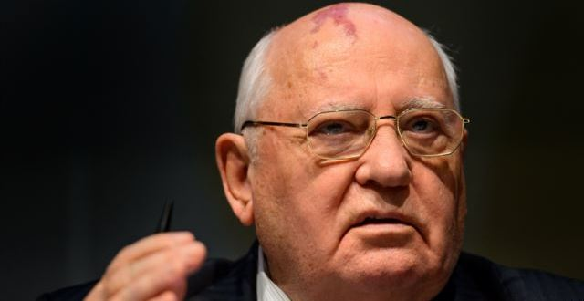 Former Soviet Leader Gorbachev Released From Hospital