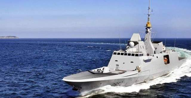 French Navy Plans To Dominate Above, On and Below the Seas