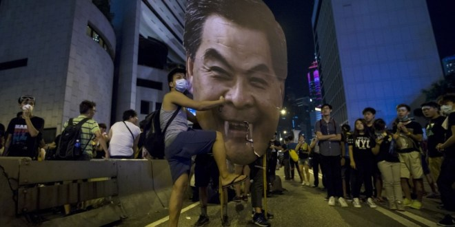 Why Hong Kong's leader fears the pro-democracy protests
