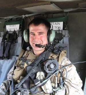 Marine grunt runs for Congress after four Iraq deployments