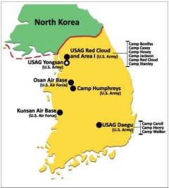 IG reports hundreds of housing code violations on US bases in S. Korea