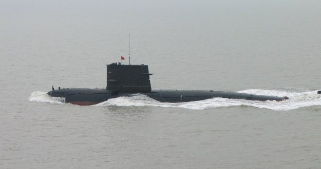 Chinese Submarine Headed to Gulf of Aden For Counter Piracy Operations