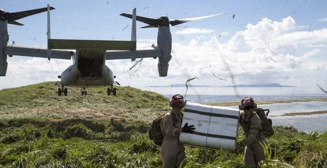 As buildup in Pacific continues, international training will increase