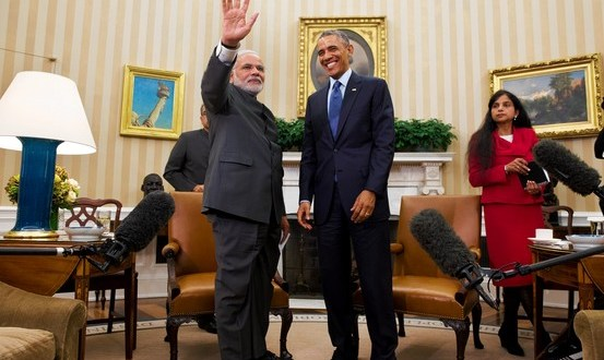 Indian Leader Modi Moves Closer to U.S. as Differences Persist