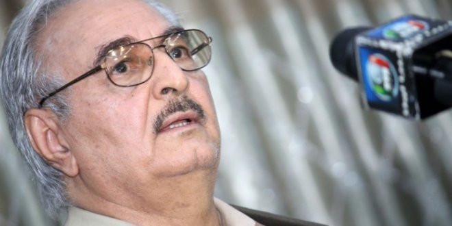 Africa – Libyan army backs ex-general in battle with Benghazi Islamists