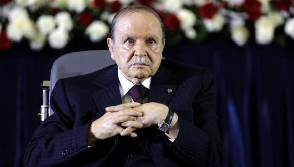 Algeria's Bouteflika consolidates curbs on state intelligence agency