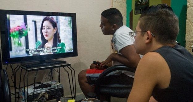 Cuba: Viewers enthralled by South Korean soap operas