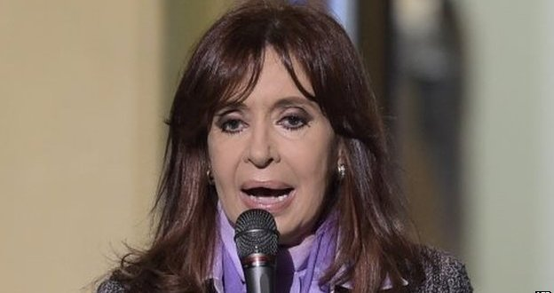 Argentine leader Cristina Fernandez 'stable' in hospital