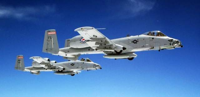 Congress Likely To Reject A-10 Partial Retirement Plan
