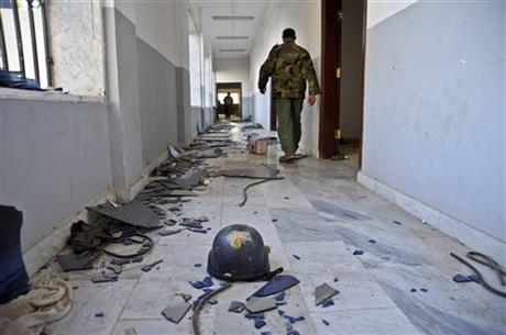 Nearly 400 killed in 3 weeks of Libya fighting