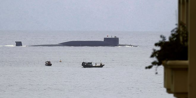 China's Clandestine Submarine Caves Extend Xi's Naval Reach – Bloomberg