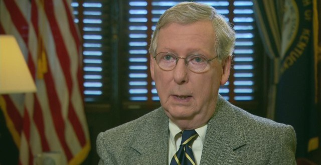 McConnell: ISIS military authorization coming in 2015