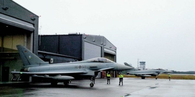 NATO extends enhanced Baltic air policing until end of 2015 at least
