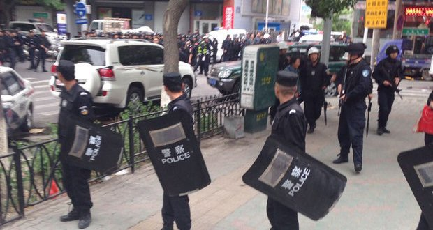 BEIJING: Terrorists attack China's Xinjiang region, despite stronger security