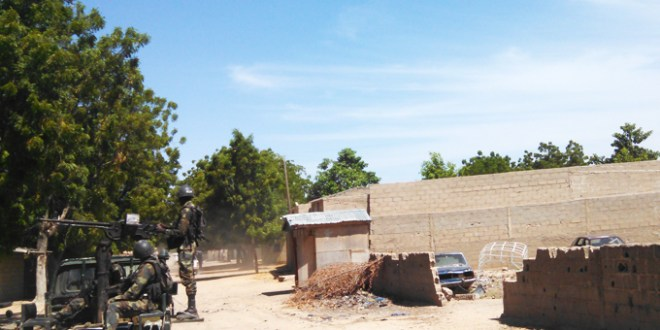 Cameroon bombs Boko Haram positions