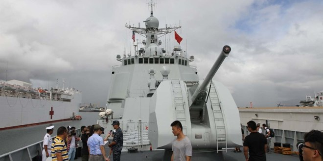 Historians say China twisting its history to justify military buildup, aggression