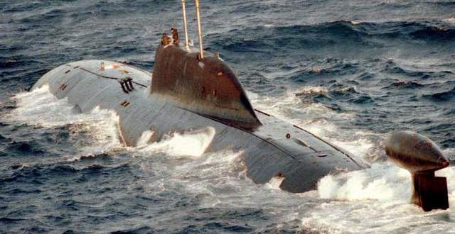 Russia vows to arm submarines with underwater drones