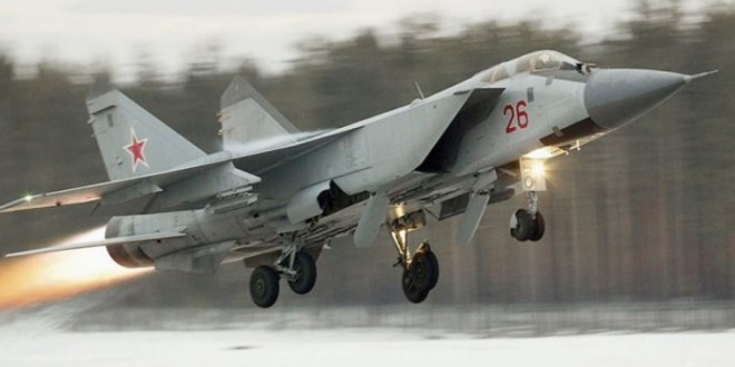 Russia to build more Arctic airfields