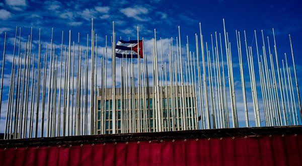 U.S. Outpost in Cuba to Step Out of the Shadows