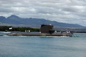 Report: Japan Proposes Joint Work on Australia Sub Fleet