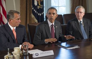 Senate Leader Expects Obama To Submit AUMF