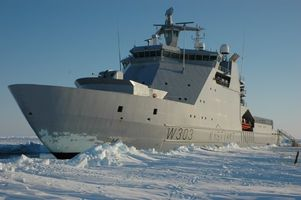 Canada Kicks Off Arctic Patrol Ship Program