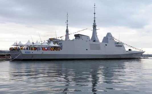 French Navy Plans Around Ship Sale to Egypt