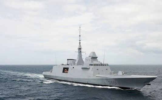 DCNS Exports Pegged to Egypt Frigate Order