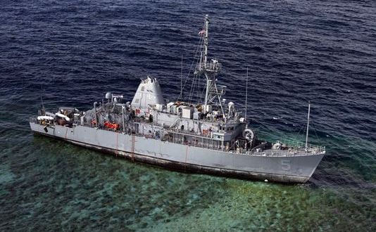 US Compensates Philippines for Reef Damaged by Warship