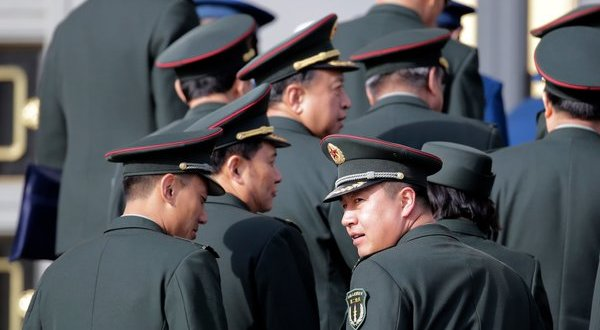 China's Military Budget Increasing 10% for 2015, Official Says