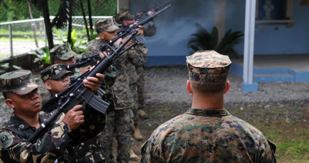 U.S. Officially Ends Special Operations Task Force in the Philippines, Some Advisors May Remain