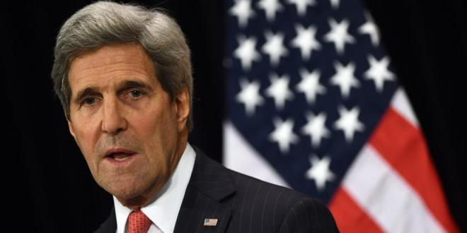 John Kerry condemns Tunisia attacks