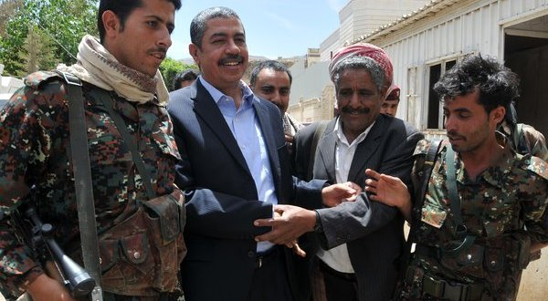 Houthi Rebels Release Detained Yemeni Ministers