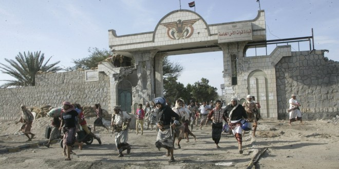 Fighting escalates in Yemen as Houthis launch airstrikes