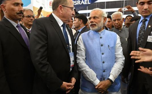 Ya'alon Visit Highlights India-Israel Ties