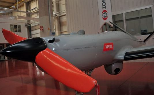 Turkish Drone Passes Flight Test with Payload