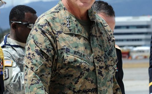 SOUTHCOM chief: Sequestration will bring 'defeat'