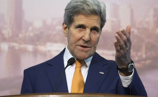 Kerry would be willing to talk with Syria's Assad