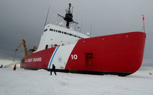 Lawmakers Press Top Officers for Arctic Plans