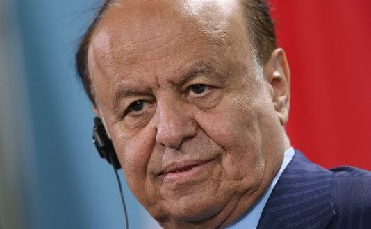 Yemen president asks U.N. to invite countries to oust rebels