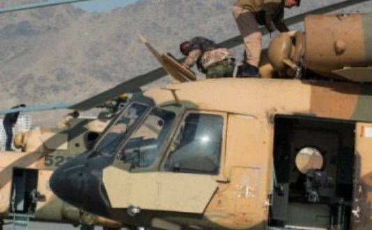 Afghans want U.S. to speed up training of Afghan air force