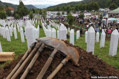 Serbia Makes 7 Arrests Over 1995 Srebrenica Massacre