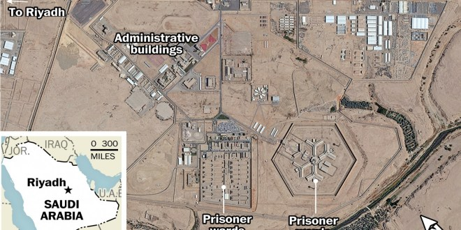 A rare look inside a Saudi prison that showers terrorists with perks