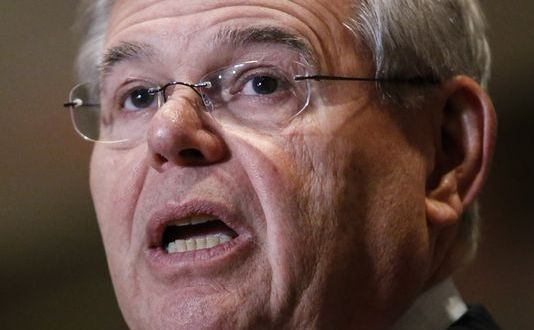 Issue Tracker: Replacing Menendez