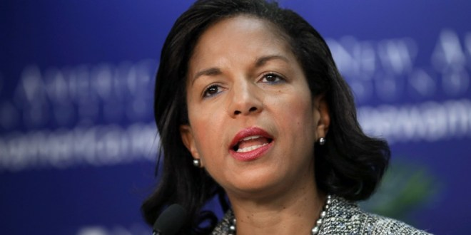 Susan Rice on Iran Nuclear Negotiations: 'A Bad Deal Is Worse Than No Deal'