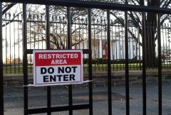 Letter sent to White House tentatively tests positive for cyanide