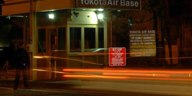 Yokota curtailing night hours at two gates